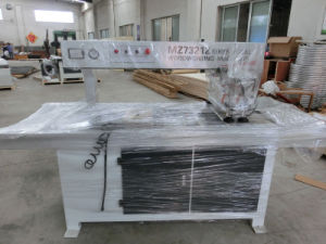 Double Head Wood Boring Machine for Making Furniture pictures & photos