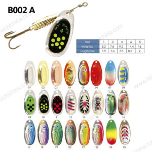 Best Quality Fishing Spinner Lure pictures & photos