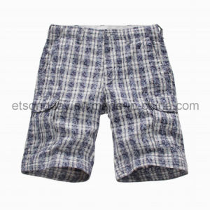 Printed 100% Cotton Men′s Shorts Clothing (GDS-39) pictures & photos