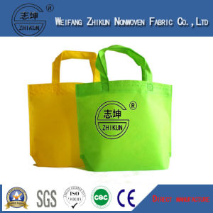 Anti Mothproof 100% PP Polypropylene Nonwoven Fabric for Shopping Bag