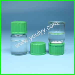 Small Glass Bottles with Lids pictures & photos