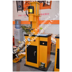 High Quality Qy-6 Model Brake Lining Riveting Machine pictures & photos