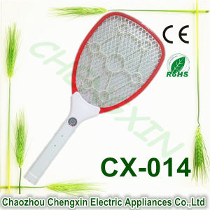 Withe Handle Fly-Swatter with LED Light pictures & photos