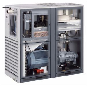 Industry Equipment Atlas Copco Used Screw Air Compressor pictures & photos