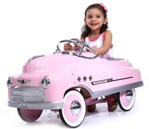 kids metal pedal car 8041 b1