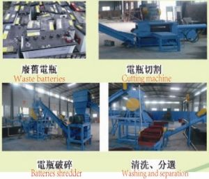 Environmentally Sound Revolutionary Lead Acid Battery Recycling Equipment