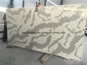 Wholesale Cambria Marble Color Artificial Quartz Stone pictures & photos