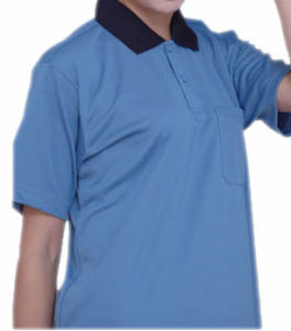 ESD Garment Anti-Static Polo Shirt, T-Shirt pictures & photos