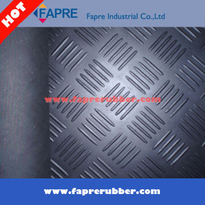 Anti-Slip Checker Pattern/Runner Rubber Mat Roll Flooring
