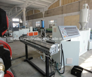 High Quality Plastic PVC/PE Sheet Extruder Machine pictures & photos