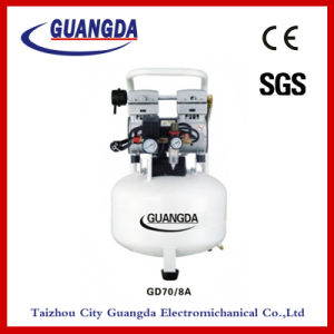 35L 0.8kw 0.8mpa Medical Air Compressor (GD70/8A) pictures & photos