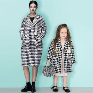 Family-Look Long Coat
