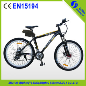 "36V 8ah 21 Speed 26"" Electric Mountain Bike pictures & photos"