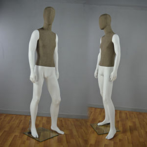 Fabric Wrapped Male Mannequin From Yazi Mannequin pictures & photos