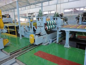 Shear Line for Steel Coil pictures & photos