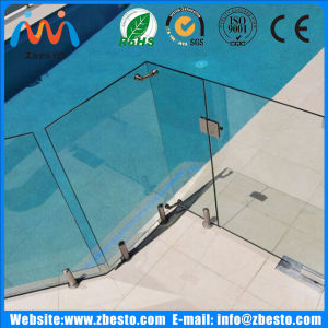 Premium Clear Tempered Flat Glass Security Pool Fencing Panels Suppliers pictures & photos