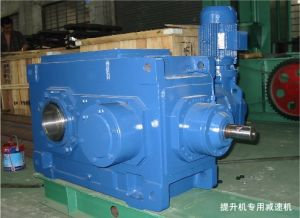 Bucket Elevator Drive Gear Box pictures & photos