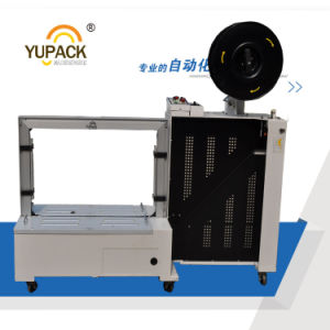 PLC Control Low Table Automatic Strapping Machine (MH-101B) pictures & photos