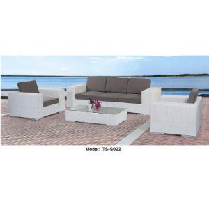 Leisure Rattan Outdoor Garden Dining Modern Sofa Furniture for Patio