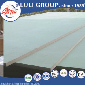 High Quality Green Color Waterproof MDF Board pictures & photos