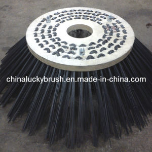 Mixture Material Wood Plate Side Machinery Brush (YY-003) pictures & photos
