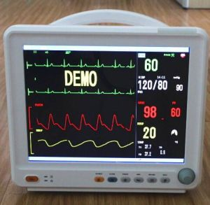 12.1 Inch Patient Monitor, Multi-Parameter Monitor (8000C) pictures & photos