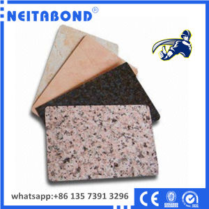Marble/Stone/Granite Texture Aluminum Composite Panel ACP with PE Coating pictures & photos