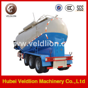 Bulk Cement Powder Tank Semi Trailer 25- 60 Cbm pictures & photos