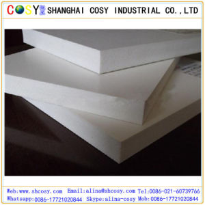 Waterproof PVC Foam Sheet 4′x8′ White Plastic pictures & photos