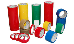 Adhesive BOPP Packaging Tape with Custom Size and Color