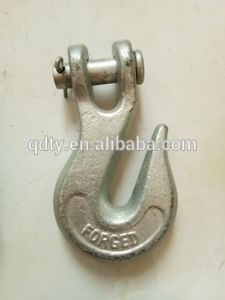 Manufacturer Rigging Steel Forged Galvanized H330 Chain Clevis Grab Hooks pictures & photos