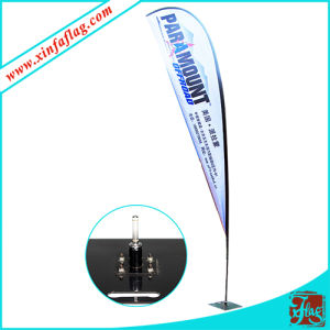High Quality Fabric Teardrop Feather Flag Banner pictures & photos
