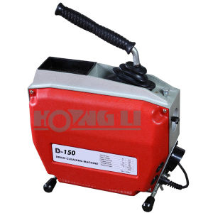 Drain Cleaning Machine/ Drain Cleaner (D-150) pictures & photos