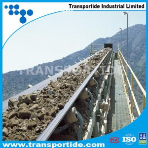 Coal Mining Steel Cord Fire Resistant Rubber Conveyor Belt pictures & photos