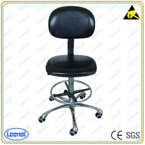 ESD Rotatable Chair Use for Cleanroom pictures & photos