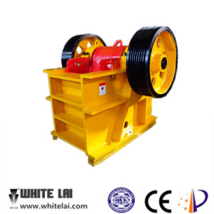 China Capacity 30 T/H Stone New Jaw Crusher for Mining pictures & photos