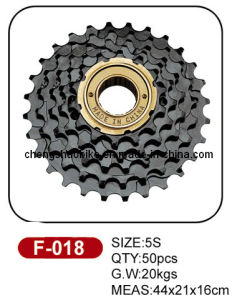 Bike Freewheel of Standard Quality (F-018) pictures & photos