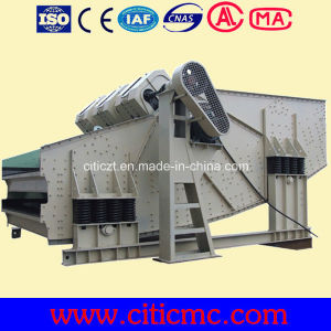Linear Vibrating Screen for Ore Plant; Vibration Screen pictures & photos