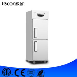 Commercial 2 Doors Engineering Kitchen Refrigerator pictures & photos