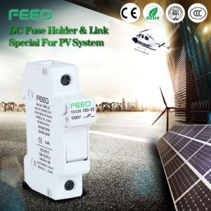 Solar Mounting System 1000V 1pole 10A DC Fuse pictures & photos