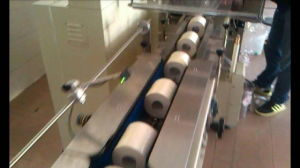 Toilet Tissue Paper Roll Packing Machinery Heat Shrink Sealing Machine pictures & photos
