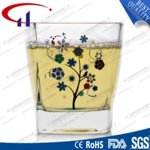 130ml Qualified Lead Free Glass Whisky Cup (CHM8198) pictures & photos