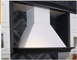 Melamine Kitchen Cabinet with PVC Film Cabinet Door (zc-062) pictures & photos