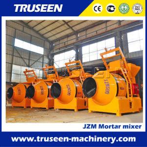 Advanvced Construction Machine Electric Control Portable Engine Concrete Mixers Jzm350 pictures & photos
