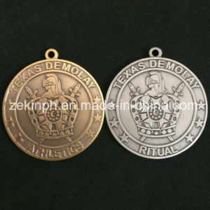 Custom Made Antique Challenge Coin Medal pictures & photos