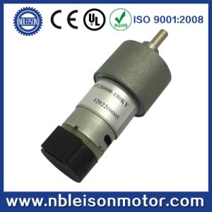 37mm 12 Volt DC Geared Motor with Encoder pictures & photos