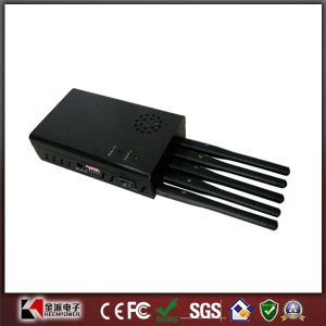 3G 4G Lte 4G Wimax Cell Phone Jammer Blocker pictures & photos