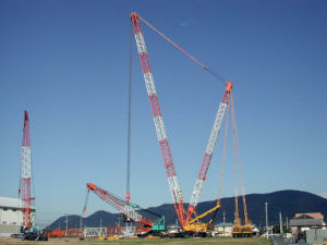 China Best Overhead Crane (QUY80A) pictures & photos
