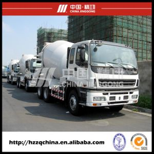 Concrete Machinery, Concret Pump Truck (HZZ5256GJB) for Sale pictures & photos
