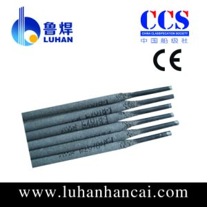 Stable Arc Welding Electrode with Model E7018 Ce Certification pictures & photos